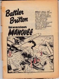 Extrait de Battler Britton (Imperia) -58- Invasion manquée