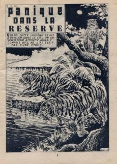 Extrait de Kalar -195- Panique dans la réserve