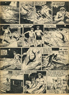 Extrait de Hurrah! (Collection) -44- Dans l'archipel des Caraïbes (Don Winslow)
