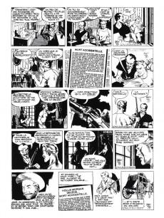 Extrait de Casey Ruggles -6- L'enfer de Sidney-Town