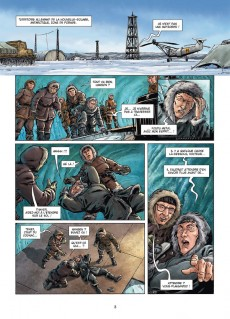 Extrait de Wunderwaffen -6- Le Spectre de l'Antarctique