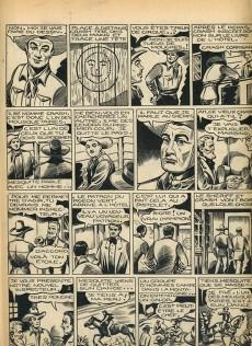 Extrait de Hurrah! (Collection) -39- L'homme mystérieux (Les Mousquetaires du Far-West)