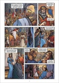 Extrait de Les reines de sang - Frédégonde la sanguinaire -1- Volume 1/2