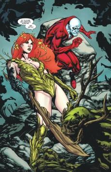 Extrait de Swamp Thing (Urban Comics) -3- Le Nécromonde