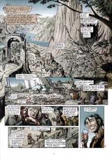 Extrait de Arvandor -3- Karra Helesh