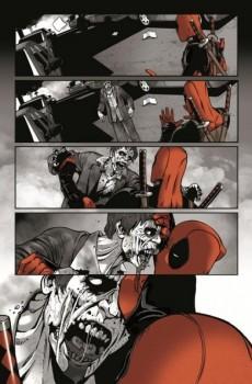 Extrait de Deadpool (Marvel Dark) -1- La nuit des morts-vivants