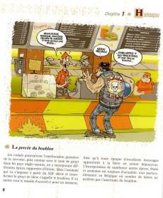 Extrait de Illustré (Le Petit) (La Sirène / Soleil Productions / Elcy) -a2005- Le Guide humoristique de la bière