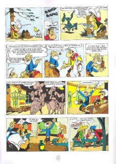 Extrait de Lucky Luke (en anglais) -148- Dick Digger's Gold Mine
