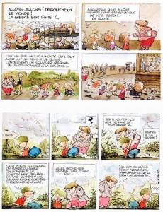 Extrait de Jojo (Geerts) -1a94- Le temps des copains