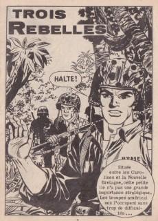 Extrait de Garry (Impéria) (2e série - 190 à 456) -321- Trois rebelles