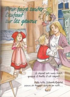 Extrait de Rimes et comptines des enfants d'Alsace -a- Rimes et comptines des enfants d'alsace