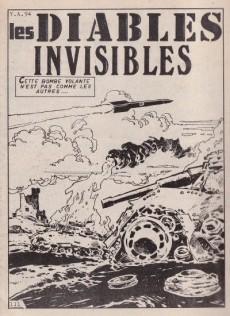 Extrait de Z33 agent secret -95- Les diables invisibles