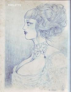 Extrait de (AUT) Amoretti - Sketchbook Amoretti