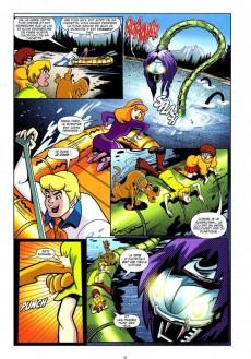 Extrait de Scooby-Doo (Les nouvelles aventures de) -1- Le retour des monstres !