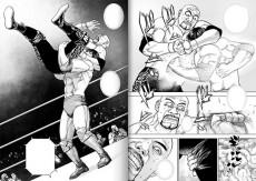 Extrait de Lock Up - Pro-Wrestling -1- Tome 1