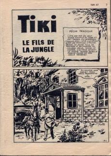 Extrait de Tipi -47- TIKI Le Fils de la Jungle - Pêche tragique