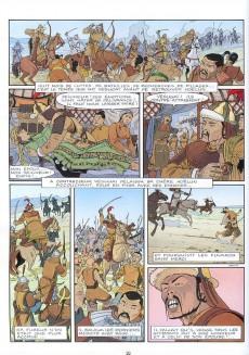 Extrait de Le khan -1- L'enfance du batard
