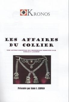 Extrait de Blake et Mortimer (Divers) -10HS- Les Affaires du collier - Une autre lecture de l'histoire dessinée par Edgar P. Jacobs