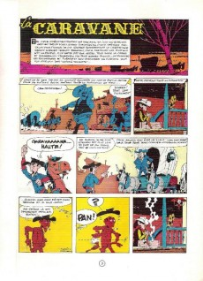 Extrait de Lucky Luke -24a1968- La caravane