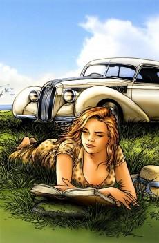 Extrait de Betty & Dodge -HS1- L'aventure rencontre l'histoire