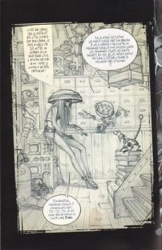 Extrait de Anita Bomba -Comics1- Futur simple, passé décomposé