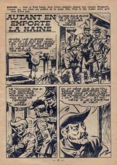 Extrait de Frimousse et Frimousse-Capucine -128- Autant en emporte la Haine