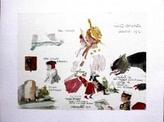 Extrait de Corto Maltese (Couleur Format Normal) -2c'- Les Helvétiques
