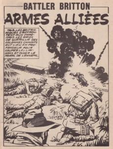 Extrait de Battler Britton -209- Armes alliées