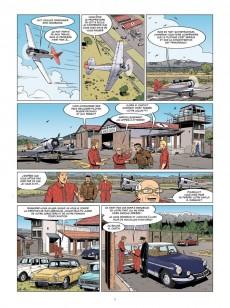 Extrait de Gilles Durance -1- Le Bombardier blanc