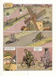 Extrait de Victor Sackville -1- Le code Zimmermann Tome1 L'opéra de la mort