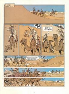 Extrait de Victor Sackville -3- Le miroir du sphinx