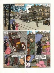 Extrait de Victor Sackville -4- Le loup des Ardennes