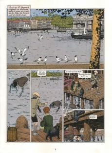 Extrait de Victor Sackville -5- Mort sur la Tamise