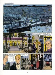 Extrait de Victor Sackville -6- L'otage de Barcelone