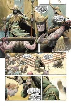 Extrait de Loki (2004) -1- Part one