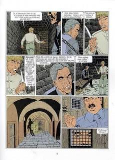 Extrait de Victor Sackville -7- Pavel Strana Tome 1 - La nuit de Prague