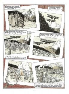 Extrait de Victor Sackville -10- La cigogne noire