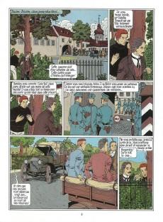 Extrait de Victor Sackville -11- Piège a Baden-Baden