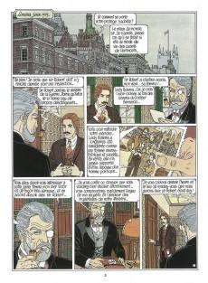 Extrait de Victor Sackville -13- Monsieur Tadjeff