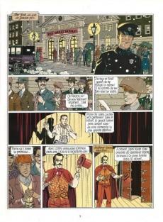 Extrait de Victor Sackville -15- Le magicien de Brooklyn