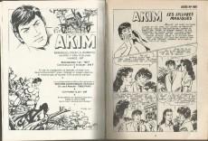 Extrait de Akim (1re série) -666- Les syllabes magiques