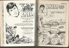Extrait de Akim (1re série) -667- La vallée des roches vertes