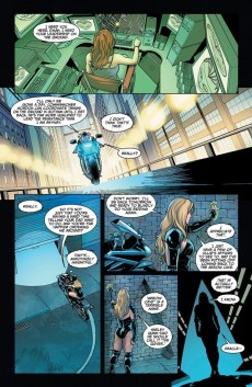 Extrait de Injustice: Gods Among Us: Year Two (2014) -7- Quinn vs Canary
