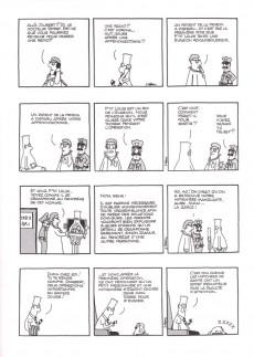 Extrait de Dilbert (Albin Michel) -3- Comment devenir chef à la place du chef