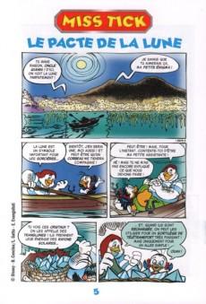 Extrait de Les héros de Donaldville -10- Miss Tick