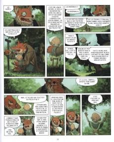 Extrait de Pinocchio (McBurnie) - Pinocchio
