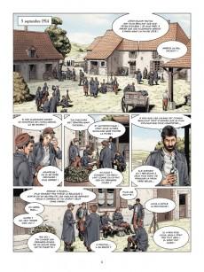 Extrait de 14-18 (Corbeyran/Le Roux) -2- Tome 2. Les chemins de l'enfer (septembre 1914)