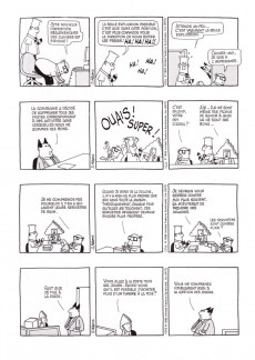 Extrait de Dilbert (Albin Michel) -4- Les Nouvelles Misères de la Vie de Bureau