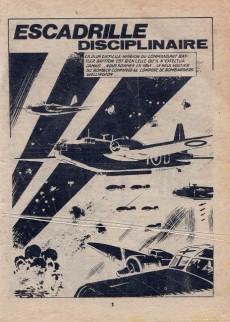 Extrait de Battler Britton -331- Escadrille disciplinaire