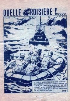 Extrait de Garry (Impéria) (2e série - 190 à 456) -221- Quelle croisière !....